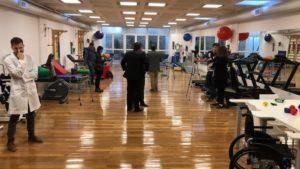 Amplias instalaciones para la atención de más de 15.000 personas por año